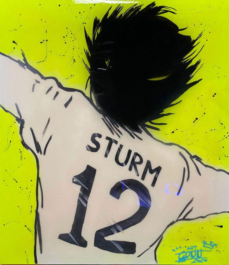 SK Sturm Graz 12