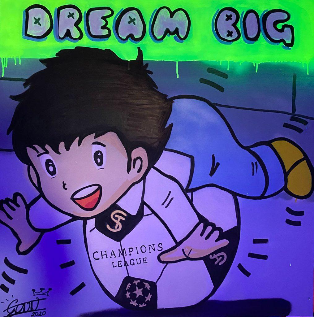 SK Sturm Graz / Dream Big Champions League