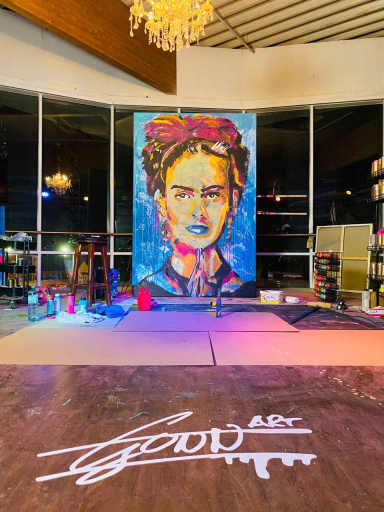 Mexican Woman Frida Kahlo